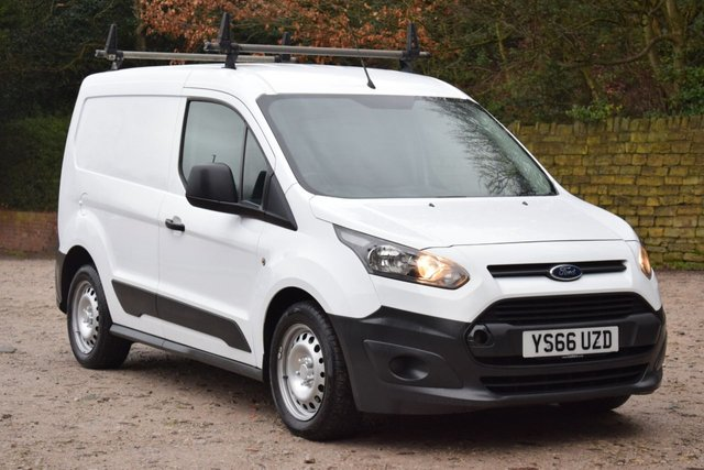 USED 2016 66 FORD TRANSIT CONNECT 1.6 200 P/V 74 BHP