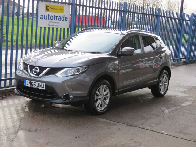 USED 2015 65 NISSAN QASHQAI 1.5 DCI N-TEC PLUS Sat nav Pan roof Front & rear camera DAB Bluetooth ULEZ COMPLIANT Ulez compliant Finance arranged Part exchange available Open 7 days