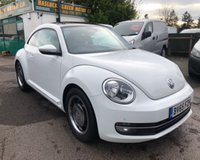 USED 2015 65 VOLKSWAGEN BEETLE 1.4 DESIGN TSI BLUEMOTION TECHNOLOGY 3d 148 BHP