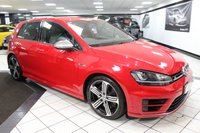 USED 2015 64 VOLKSWAGEN GOLF 2.0 TSI R 300 BHP 7.5 PRO TOUCH SCREEN SAT NAV!