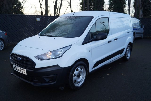 2018 68 FORD TRANSIT CONNECT 1.5 210 BASE TDCI 100 BHP