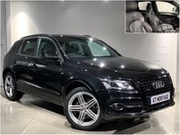 USED 2012 12 AUDI Q5 TFSI QUATTRO S LINE PLUS [HUGE SPEC]