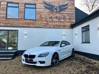 USED 2016 66 BMW 6 SERIES 3.0 640I M SPORT GRAN COUPE 4d AUTO 316 BHP
