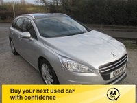 USED 2011 11 PEUGEOT 508 1.6 ACTIVE SW HDI  5d 112 BHP SERVICE HISTORY