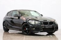 USED 2014 14 BMW 1 SERIES 2.0 116D M SPORT 3d 114 BHP