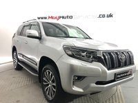 2018 TOYOTA LAND CRUISER 2.8 D-4D ICON 5d 175 BHP £39995.00