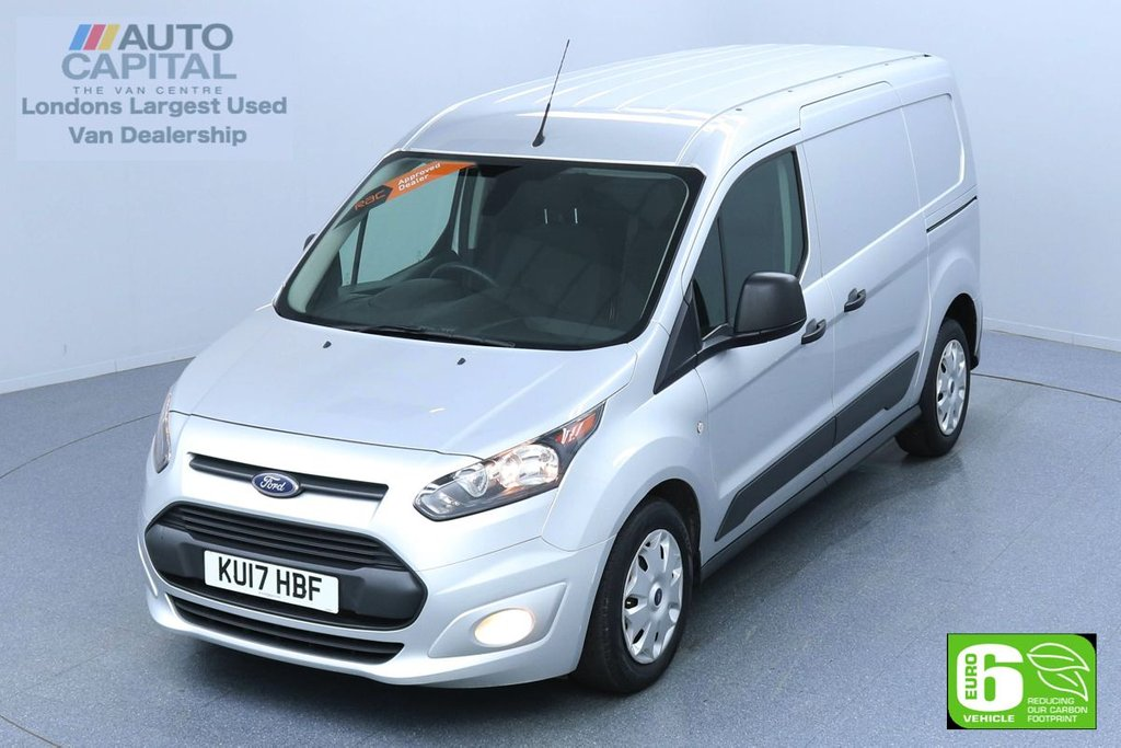 USED 2017 17 FORD TRANSIT CONNECT 1.5 240 TREND 100 BHP L2 LWB EURO 6 ENGINE VOICE CONTROL | HEATED SCRREN