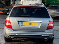 USED 2011 11 MERCEDES-BENZ C CLASS 3.0 C350 CDI BlueEFFICIENCY Sport G-Tronic 5dr FMSH/AMGSportPack/Bluetooth