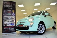 USED 2015 15 FIAT 500 1.2 POP STAR