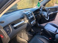 USED 2007 57 KIA SPORTAGE 2.0 TITAN 5d 140 BHP Well looked after car inside and out with lots of extras