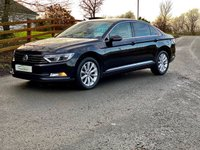USED 2016 16 VOLKSWAGEN PASSAT 1.6 SE BUSINESS TDI BLUEMOTION TECHNOLOGY 4d 120 BHP