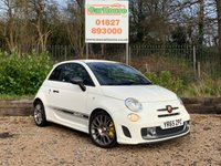 USED 2015 65 ABARTH 500 1.4 595 COMPETIZIONE 3dr Xenons & Parking Sensors