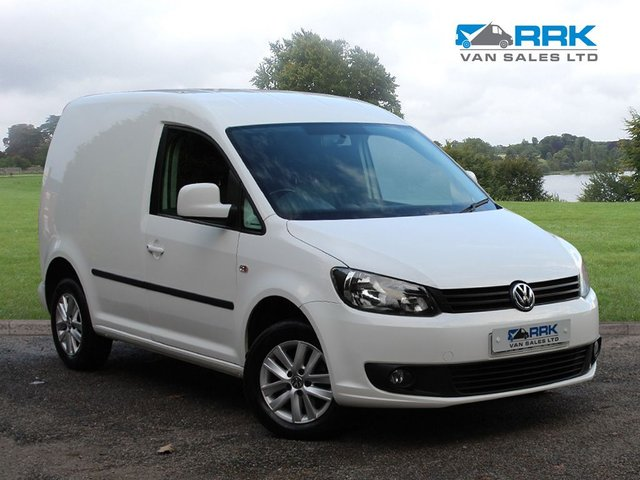 2013 63 VOLKSWAGEN CADDY 1.6 C20 TDI HIGHLINE 74 BHP