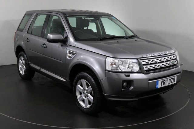 2011 11 LAND ROVER FREELANDER 2.2 SD4 GS 5d 190 BHP