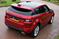 USED 2017 17 LAND ROVER RANGE ROVER EVOQUE 2.0 TD4 HSE Dynamic Auto 4WD (s/s) 5dr NAV+PAN ROOF+CAMERA