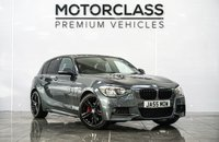 USED 2014 55 BMW 1 SERIES 2.0 125D M SPORT 5d 215 BHP
