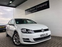 USED 2013 63 VOLKSWAGEN GOLF 2.0 GT TDI BLUEMOTION TECHNOLOGY 5d 148 BHP FINANCE APPROVAL SPECIALIST@@@