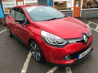 USED 2015 15 RENAULT CLIO 0.9L DYNAMIQUE S MEDIANAV ENERGY TCE S/S 5d 90 BHP