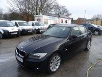 USED 2010 10 BMW 3 SERIES 2.0 320I SE 4d 168 BHP