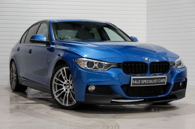 2014 64 BMW 3 SERIES 2.0 320D M SPORT (PRO MEDIA / M SPORT PLUS PACK)