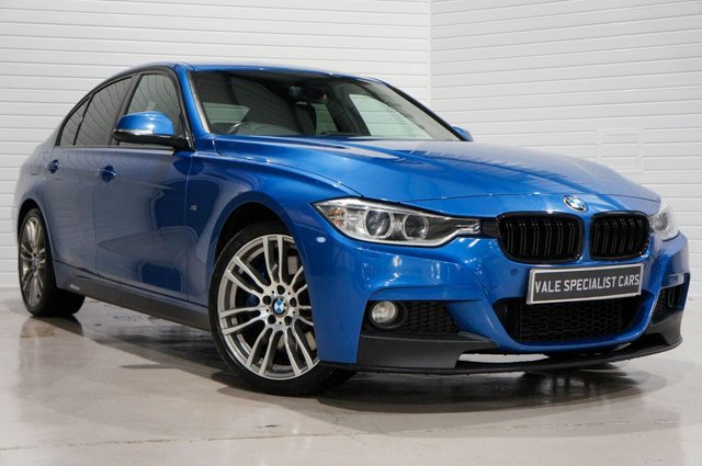 2014 14 BMW 3 SERIES 3.0 330D XDRIVE M SPORT (M SPORT PLUS PACK)