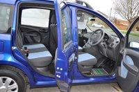 USED 2008 58 FIAT PANDA 1.2 DYNAMIC 5d 59 BHP