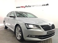 2017 SKODA SUPERB 2.0 SE L EXECUTIVE TDI 5d 148 BHP £9995.00