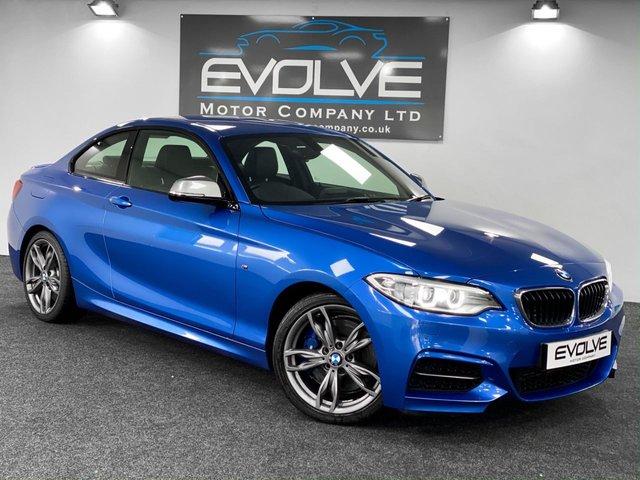 2015 65 BMW 2 SERIES 3.0 M235I 2d 322 BHP