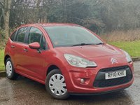 USED 2010 10 CITROEN C3 1.1 VT 5d 60 BHP VALUE FOR MONEY SMALL CAR