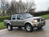 USED 2007 56 NISSAN NAVARA 3.0 PICK UP 4d 150 BHP