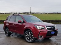 USED 2017 67 SUBARU FORESTER 2.0 I XT 5d 237 BHP ONE OWNER, 240 BHP XT MODEL