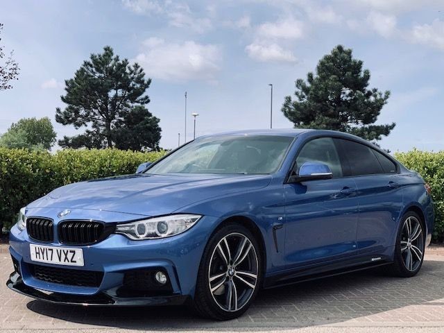 USED 2017 17 BMW 4 SERIES 2.0 430I M SPORT GRAN COUPE 4d 248 BHP