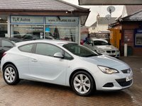 USED 2015 65 VAUXHALL ASTRA 1.7 GTC SPORT CDTI S/S 3d 108 BHP Free MOT for Life