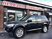 2011 LAND ROVER FREELANDER 2.2 SD4 HSE 5d 190 BHP £9000.00