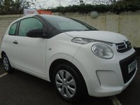 USED 2014 64 CITROEN C1 1.0 TOUCH 3d 68 BHP GUARANTEED TO BEAT ANY 'WE BUY ANY CAR' VALUATION ON YOUR PART EXCHANGE