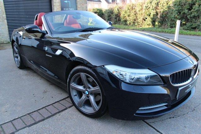 2011 11 BMW Z4 2.5 Z4 SDRIVE23I ROADSTER 2d 201 BHP