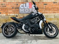 USED 2017 17 DUCATI XDIAVEL 1262cc X DIAVEL ABS One Owner From New