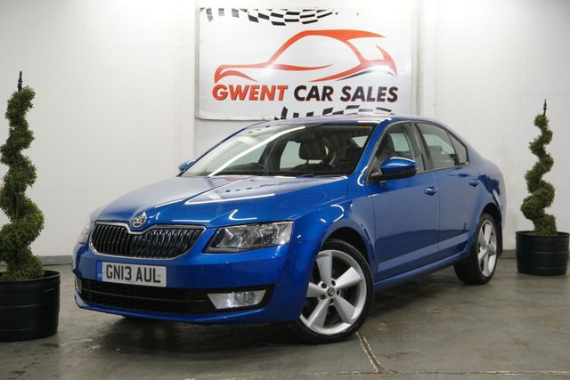 USED 2013 13 SKODA OCTAVIA 2.0 ELEGANCE TDI CR 5d 148 BHP *DRIVES SUPERB, GOOD EXAMPLE*