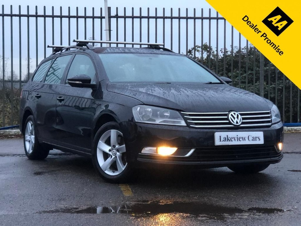 USED 2011 60 VOLKSWAGEN PASSAT 2.0 S TDI BLUEMOTION TECHNOLOGY 5d 139 BHP