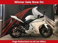2011 YAMAHA YZF-R125 124cc YZF R125  £1990.00