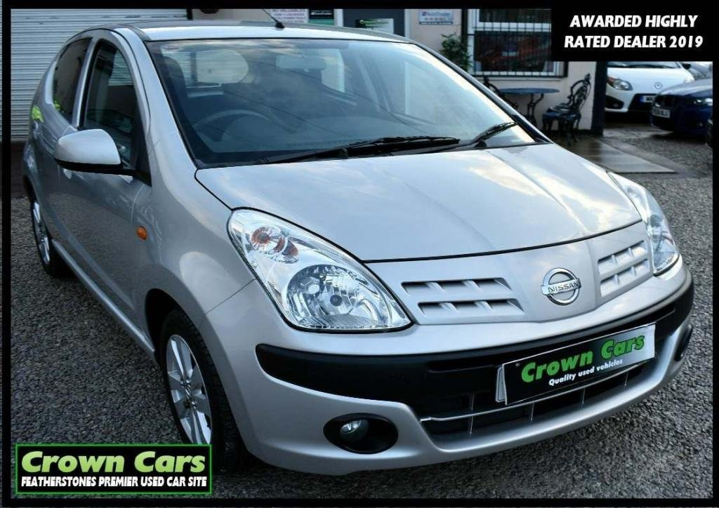 USED 2013 13 NISSAN PIXO 1.0 12v n-tec 5dr RESERVE TODAY VIEW LATER