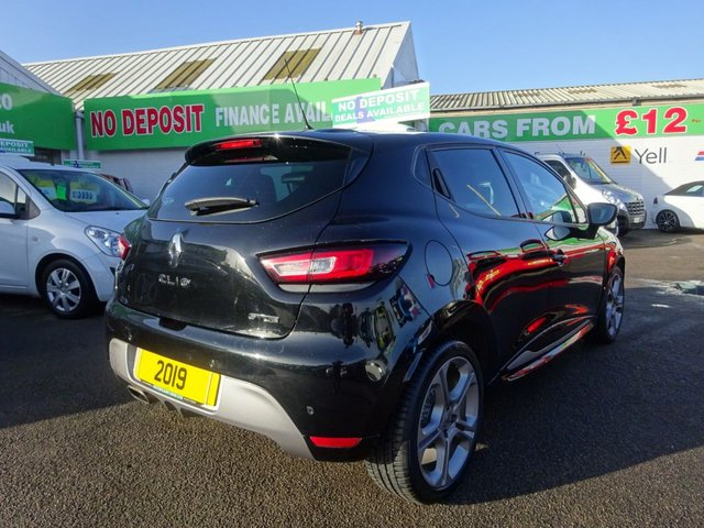 USED 2019 68 RENAULT CLIO 0.9 GT LINE TCE 5d 89 BHP ***JUST ARRIVED...2019 REGISTERED**