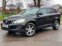 USED 2012 12 VOLVO XC60 2.4 D5 SE LUX AWD. **�£7000 of EXTRAS!**