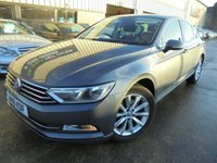 USED 2016 16 VOLKSWAGEN PASSAT 2.0 SE BUSINESS TDI BLUEMOTION TECHNOLOGY 4d 148 BHP Buy Now Pay Feb 2020, Excellent Condition, FSH, No Deposit Needed, Part Ex Welcomed