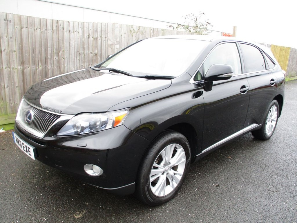 USED 2011 11 LEXUS RX 3.5 450H SE-I 5d AUTO 249 BHP ULEZ EXEMPT - DO NOT MISS OUT!