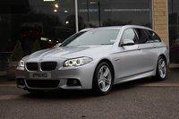 2014 BMW 5 SERIES 2.0 520D M SPORT TOURING 5d 181 BHP £14384.00