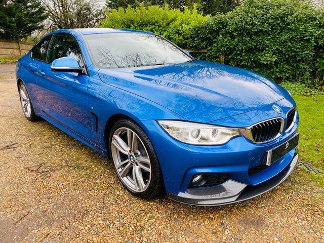 2014 14 BMW 4 SERIES 2.0 420I M SPORT 2d 181 BHP