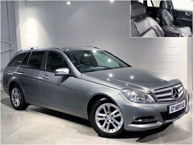 2013 13 MERCEDES-BENZ C CLASS C180 EXECUTIVE SE [1 OWNER][HTD SEATS]