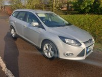 USED 2013 63 FORD FOCUS 1.6 ZETEC TDCI 5d 113 BHP ** MOT ** SERVICE ** £20 ROAD FUND **