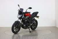 USED 2015 64 YAMAHA MT-125 ALL TYPES OF CREDIT ACCEPTED. GOOD & BAD CREDIT ACCEPTED, OVER 1000+ BIKES IN STOCK